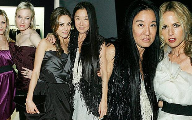 Star-Designerin lud Promi-Freunde ein