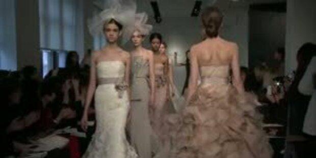 Vera Wang - Backstage Hochzeitskollektion