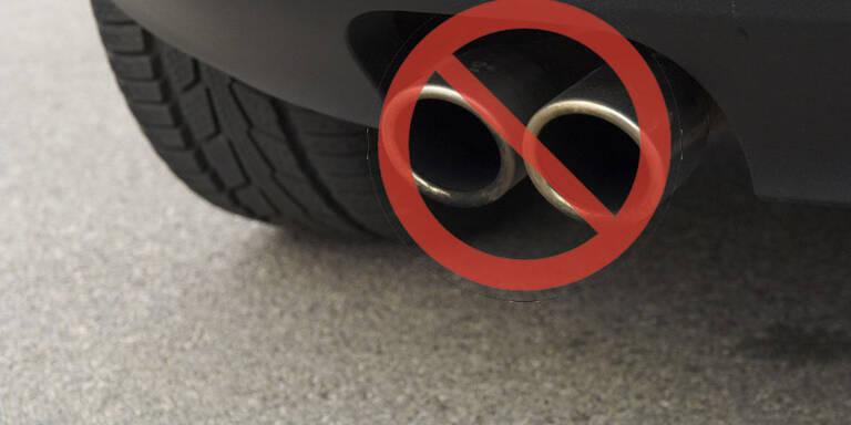 Aus für Diesel- und Benzinautos fast fix