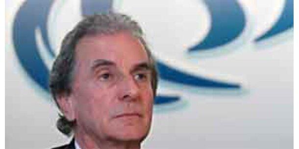 Verbund-Chef Michael Pistauer muss in Pension
