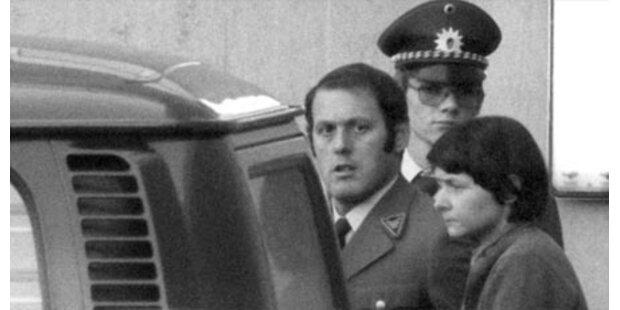 Ex-RAF-Terroristin Becker frei