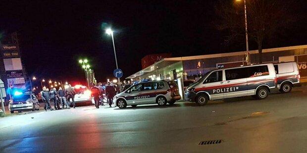 Irre Verfolgungsjagd quer durch Wien