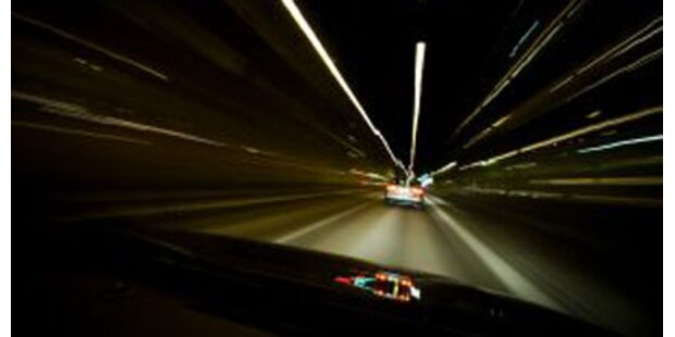 Verkehrsrowdy mit Warnschuss gestoppt