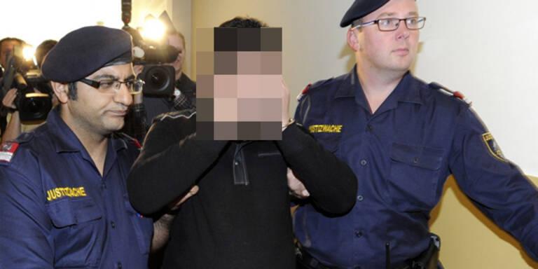 12 Jahre für U-Bahn-Vergewaltiger