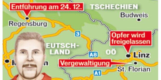 Entführt und vergewaltigt - Tatort in Deutschland?