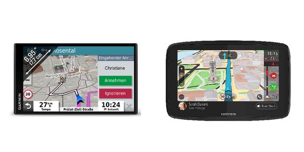 Navigationsgeräte Überblick