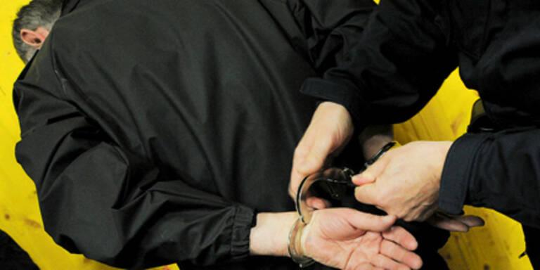 Randalierer attackiert Grazer Polizisten