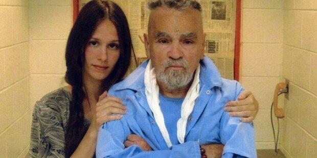 Manson will Sperma aus Haft schmuggeln