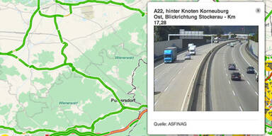 Verkehrsauskunft Österreich: Alle Infos nun online