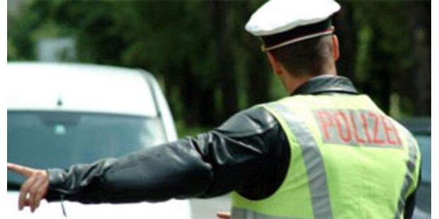 Polizei schnappte ukrainischen Schlepper