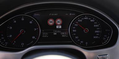 Verkehrszeichenerkennung im Test