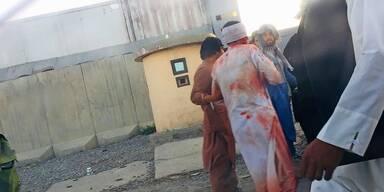 72 Tote bei Anschlag auf Flughafen in Kabul