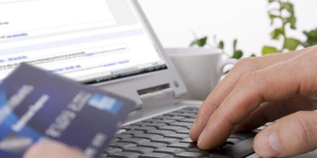 Einzelhandelswalze Online-Shopping weiter auf dem Vormarsch