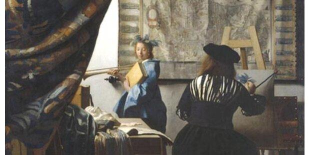 Muss KHM Vermeers Malkunst restituieren?