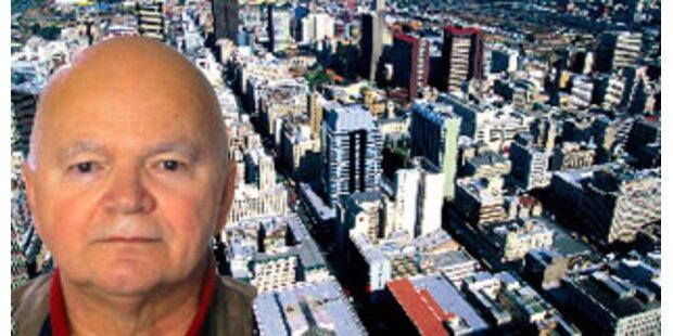 Austro-Juwelier in Südafrika verschollen