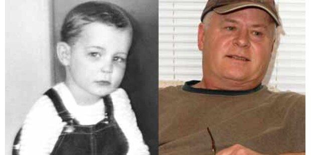 Mann ist nicht seit 1955 vermisster Bub