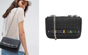 Versace Jeans : Quilt-Bag meets Pop-Chic