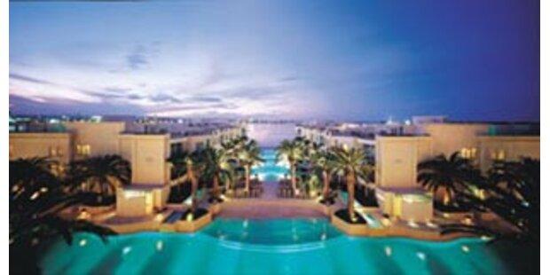 Urlaub bei Donatella Versace