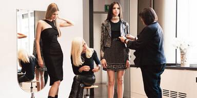 Erster Blick auf Versace für H&M