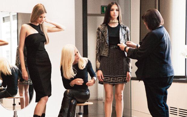 Countdown zur leistbaren Versace-Kollektion