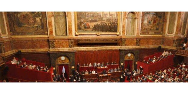 Verfassungsreform in Frankreich gebilligt