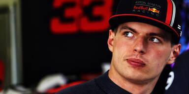 Formel-1-Schiris nehmen Verstappen die Pole weg