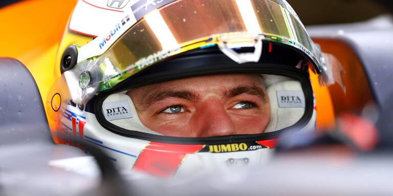Verstappen verlängert bei Red Bull