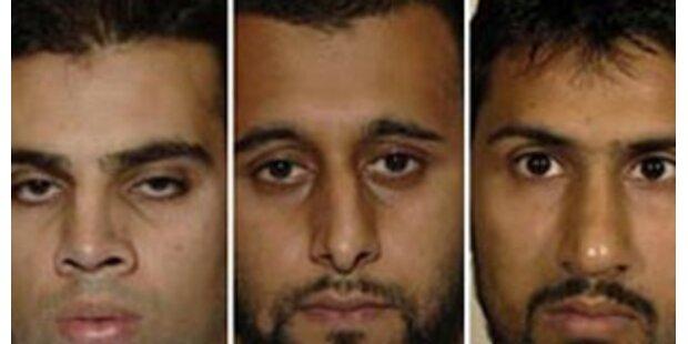 Drei Verurteilungen im Londoner Terror-Prozess