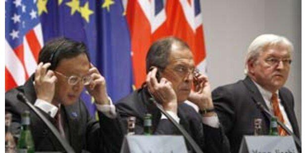 Vetomächte wollen UNO-Sanktionen für Iran