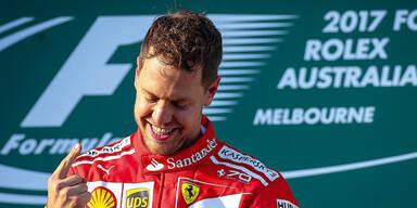 Ferrari-Star glüht schon vor