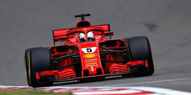 Räikkönen fährt in USA Sieg ein