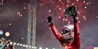 Vettel spricht über möglichen Ferrari-Abschied