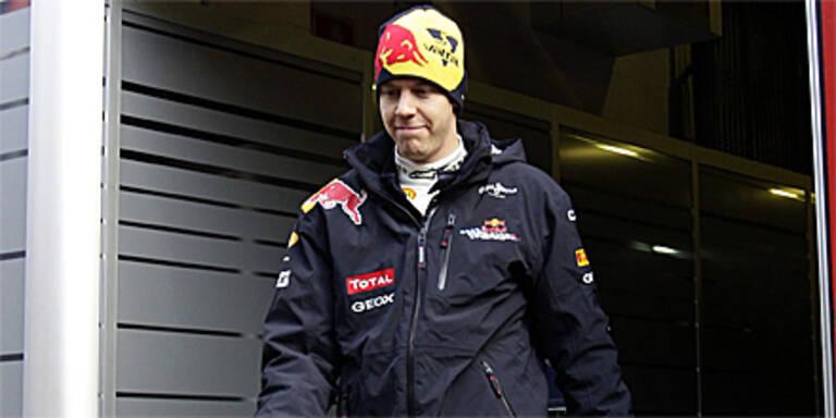 Vettel bleibt bis 2014 bei Red Bull
