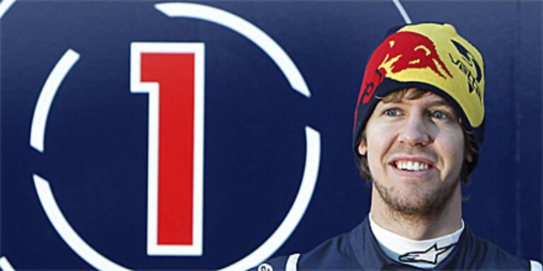 "Vettel: ""Alle beginnen bei Null"""