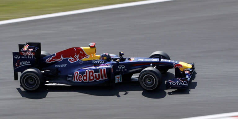 Vettel mit Harakiri-Runde zur Pole