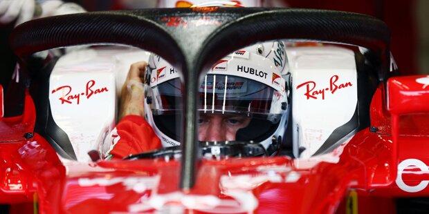 Streit um Cockpitschutz spaltet Formel-1