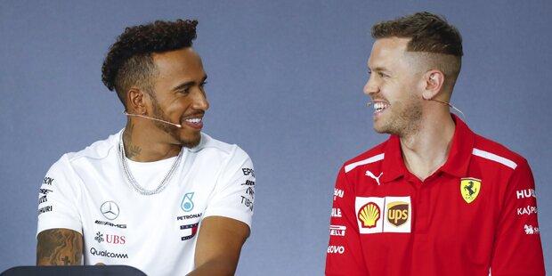 Wilde Gerüchte um F1-Stars