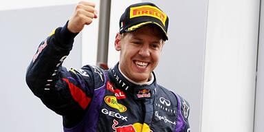 Sebastian Vettel ist Vater