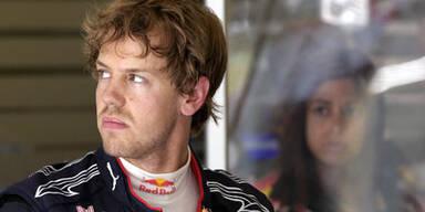 Vettel auch in Ungarn aus der Pole
