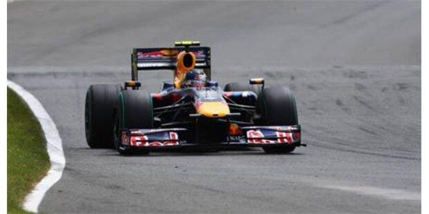 Vettel triumphiert in Silverstone