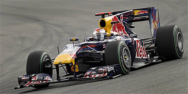 Souveräner Start-Ziel-Sieg für Super-Vettel