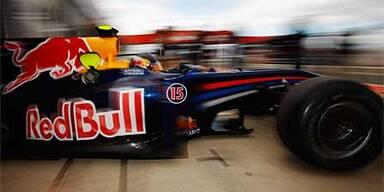 Vettel auch im zweiten Training voran