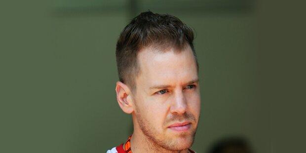 Was Hat Vettel Mit Seinen Haaren Gemacht