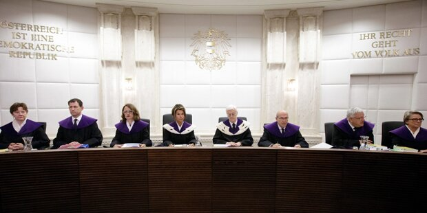 Neuwahl: 14 Richter decken Riesen-Schlampereien auf