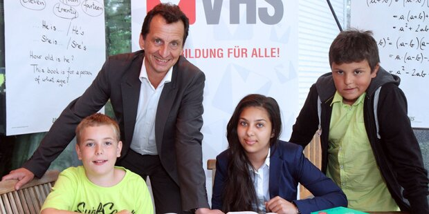 Gratis Nachhilfe an Wiener Schulen
