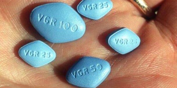 Viagra kann Hörschäden verursachen