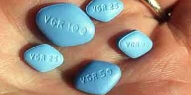 Viagra hält zweijährigen Buben am Leben