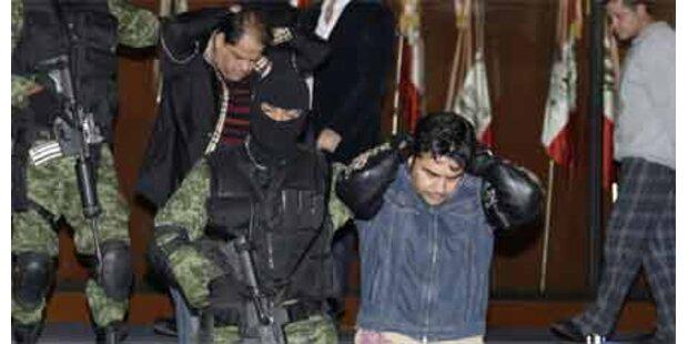 Mächtiger Drogenboss in Mexiko gefasst