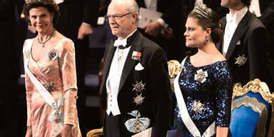 Prinzessin Victoria: 2011 war hartes Jahr