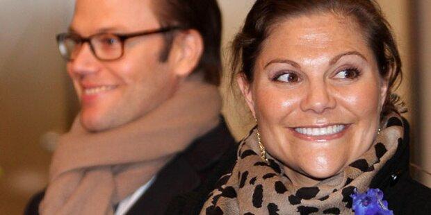 Victoria von Schweden: Glücklich schwanger